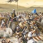 Phillistines defeat Israelites